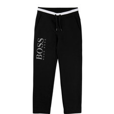 Embroidered Tracksuit Pants Kids