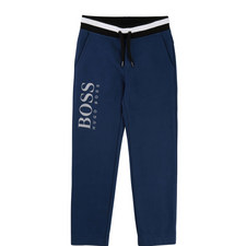 Embroidered Tracksuit Pants Teens