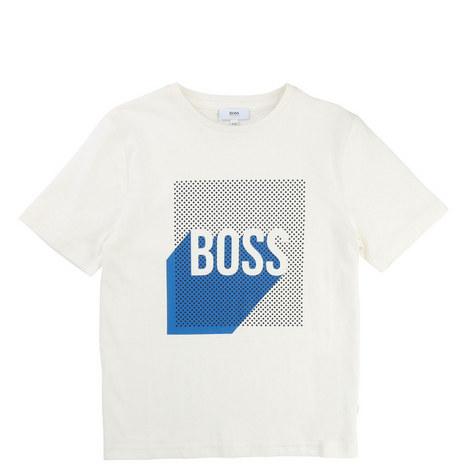 Graphic Logo T-Shirt Teens, ${color}