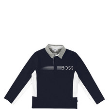 Long Sleeve Polo Shirt Kids