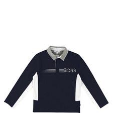 Long Sleeve Polo Shirt Teens