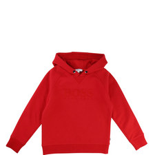 Drawstring Hooded Sweatshirt Kids