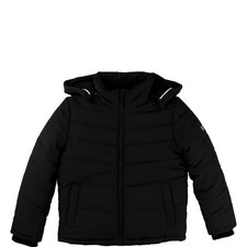 Hooded Puffer Jacket Kids