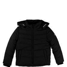 Hooded Puffer Jacket Teens