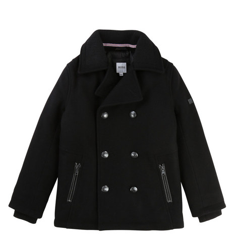 Double Breasted Coat Kids, ${color}