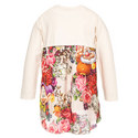 Snow White Vented Back Top Kids, ${color}