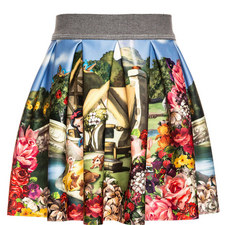 Snow White Skirt Kids