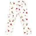 Rose Print Leggings Kids, ${color}