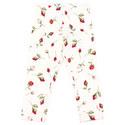 Rose Print Leggings Teen, ${color}
