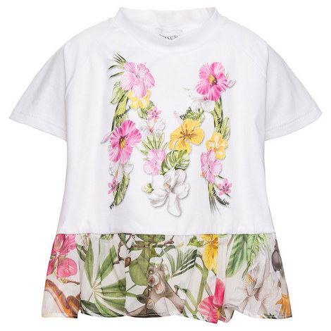Jungle Book Ruffle Top Teen, ${color}