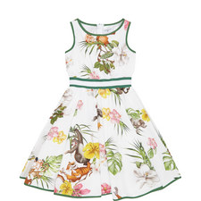 Jungle Book A-Line Dress