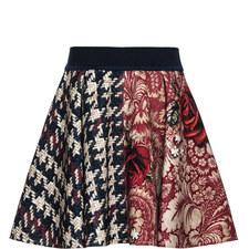 Scuba Flared Skirt - 4-10 Years