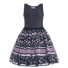Jumper and Tulle Dress Set Teen