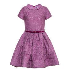 Peter Pan Collar Lace Dress Teen