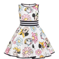 Disney Print Dress Kids