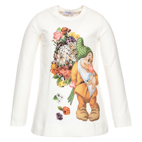 Bashful Long Sleeve T-Shirt Kids, ${color}