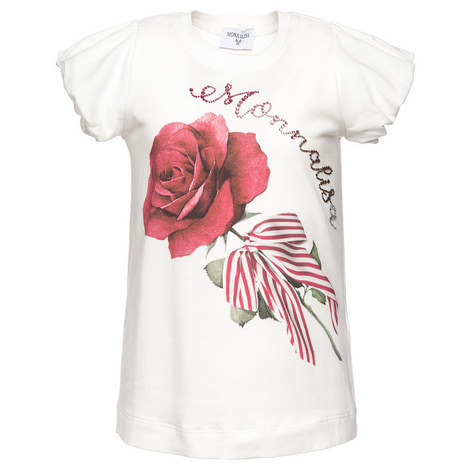 Crystal Rose T-Shirt Teen, ${color}