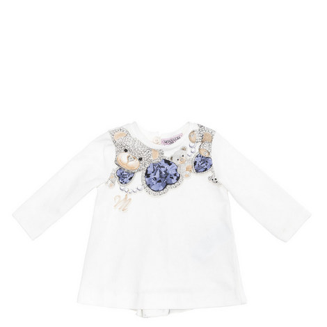Teddy Bear T-Shirt Baby, ${color}
