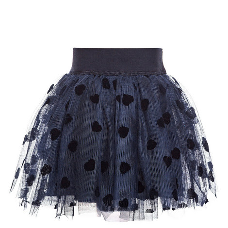 Loveheart Tulle Skirt Baby, ${color}