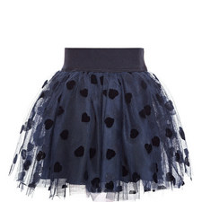 Loveheart Tulle Skirt Baby