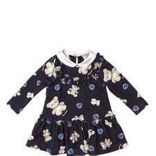 Teddy Bear Babydoll Dress Baby