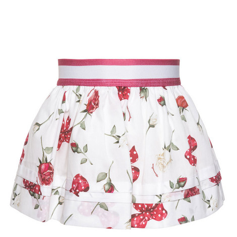 Rose Bow Skirt Baby, ${color}