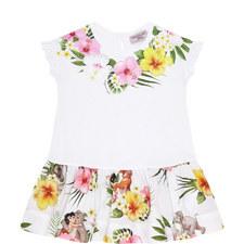 Jungle Book Jersey Dress Baby