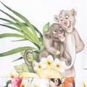 Jungle Book A-Line Dress Baby, ${color}