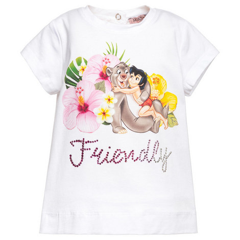Jungle Book Friendly T-Shirt Baby, ${color}
