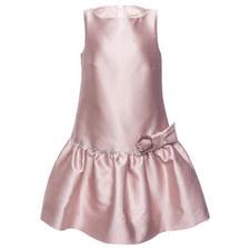 Diamanté Brocade Dress