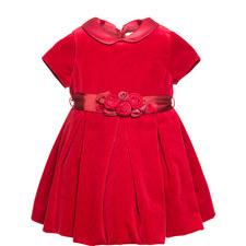 Peter Pan Collar Dress Baby