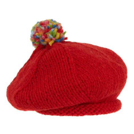 Beret Bauble Hat, ${color}