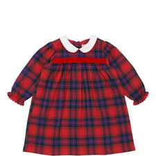 Hayley Plaid Dress - 2-6 Years