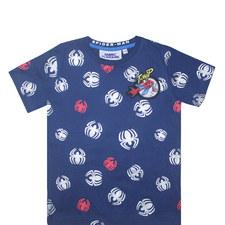 Spiderman Logo T-Shirt - 3-8 Years