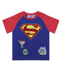 Superman Logo T-Shirt - 3-8 Years, ${color}