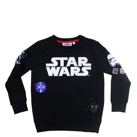 Star Wars Sweatshirt - 3-8 Years, ${color}