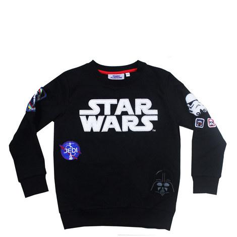 Star Wars Sweatshirt - 3-8 Years, ${color}