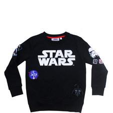 Star Wars Sweatshirt - 3-8 Years