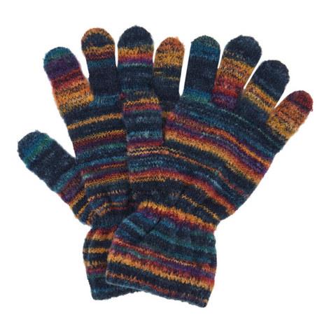 Multi-Stripe Gloves Kids, ${color}