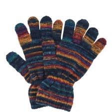 Multi-Stripe Gloves Kids