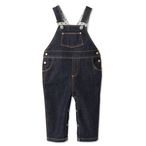 Muffin Denim Dungarees Baby, ${color}