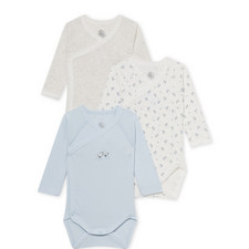 Lagoon Set of 3 Bodysuits Baby