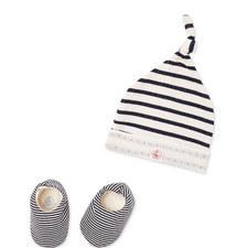 Lagune Hat and Sock Set Baby