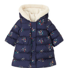 Laure Quilted Coat Baby
