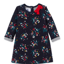Linant Printed Dress Baby