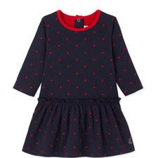Lauriane Loveheart Dress Baby