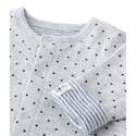Legata Polka Dot Bodysuit Baby, ${color}
