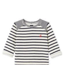 Lazare Stripe Top Baby