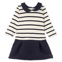 Ladislas Striped Dress Baby, ${color}