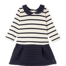 Ladislas Striped Dress Baby